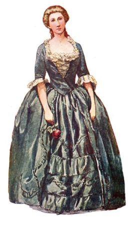 elizabeth's grandmother